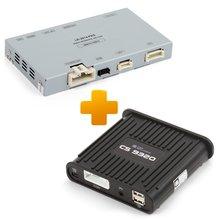 Navigation and Multimedia Kit for Land Rover and Jaguar Based on CS9320A - Short description