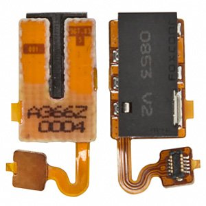 Handsfree Connector Nokia C7-00, (with flat cable)