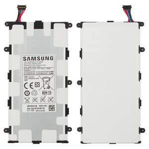 Battery SP4960C3B for Samsung P3100 Galaxy Tab2 , P3110 Galaxy Tab2 , P6200 Galaxy Tab Plus Tablets, (Li-ion, 3.7 V, 4000 mAh) #GH43-03615A