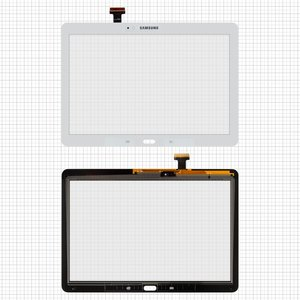 Touchscreen for Samsung P600 Galaxy Note 10.1, P601 Galaxy Note 10.1, P605 Tablets, (white)