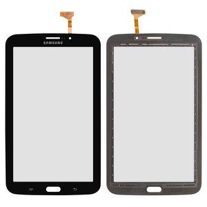 Touchscreen for Samsung P3200 Galaxy Tab3, P3210 Galaxy Tab 3, T210, T2100 Galaxy Tab 3, T2110 Galaxy Tab 3 Tablets, (dark blue, (version 3G))