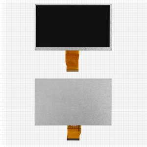 LCD for Wexler Book T7003b E-Reader;China-Tablet PC 7