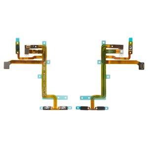 Cable flex para reproductor MP3 Apple iPod Touch 5G, del botón de volumen, del botón de encendido, con componentes