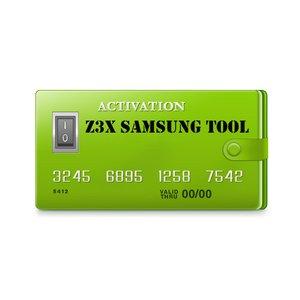 Активация Z3X Samsung Tool (sams_pro)