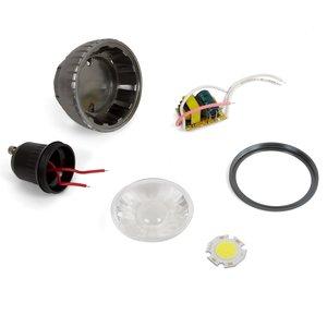 Комплект для сборки светодиодной лампы TN-A71 3 Вт (холодный белый, GU10)