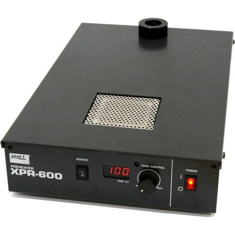 Преднагреватель плат GOOT XPR 600