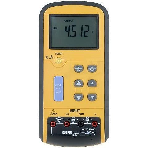 Калибратор напряжения и силы тока AXIOMET AX C800