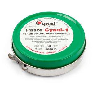 Флюс паста Cynel PASTA-CYN, 30 г
