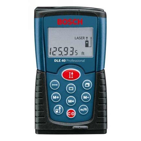 Лазерний далекомір Bosch DLE 40 0 601 016 300