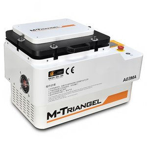 """Пристрій для склеювання дисплейного модуля M-Triangel A03MA, використовується для екранів до 11"""", автоклав, з компресором"""