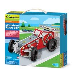 STEM-набір 4М Моторизована гоночна машинка 00-03404