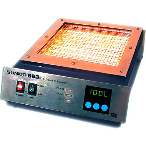 Infrared Digital Preheater SUNKKO 863E